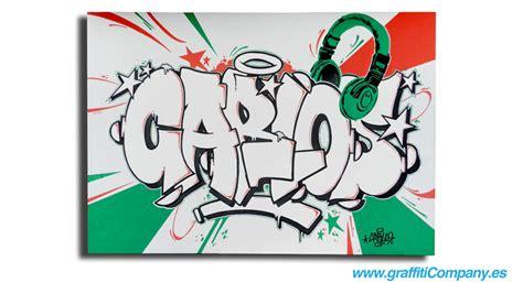 imagenes k digan te amo juan carlos carlos en graffiti imagui