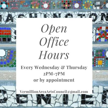 Food St Office Hours by Home Www Vermillionareaartscouncil