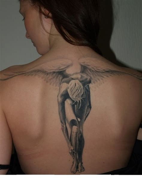 tattoo angel woman gaurdian angel tattoo for girls best blog wallpaperlikjen