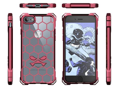 Iphone 7 Ghostek Covert 2 Series For Iphone 7 Protective P Ghostek Covert Pink Series For Apple Iphone 8 7