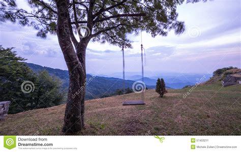 swing wind swing in the wind stock photo image 57453211