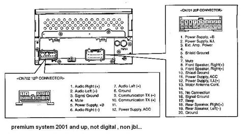 2008 toyota yaris radio wiring diagram efcaviation