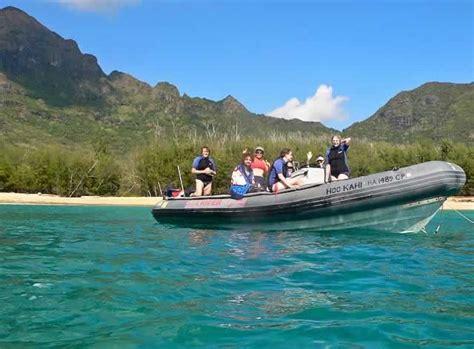 kauai boat tours in december raft tour kauai searider adventures snorkel tours