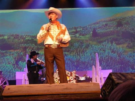 roy rogers jr picture of mickey gilley theatre branson tripadvisor