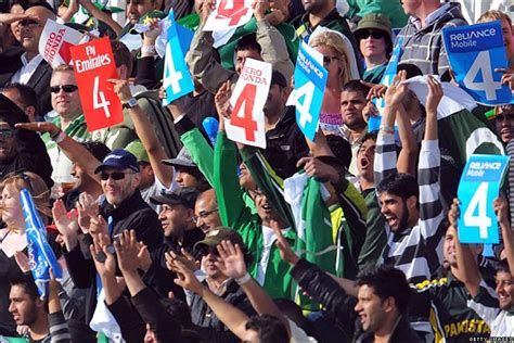 pakistan fans bbc sport cricket south africa v pakistan photos