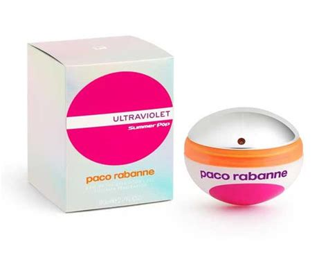 ultraviolet summer pop paco rabanne perfume a fragrance for 2007