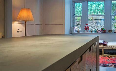 concrete kitchen design fancy concrete kitchen worktop 64 within home design