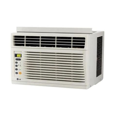 lg electronics 6 500 btu window air conditioner with