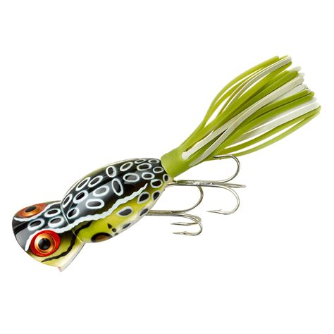 Lure Light Popper lures the angler chef