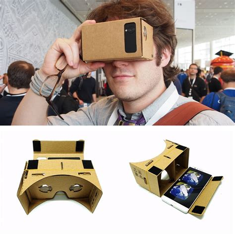 Lu Mini Darurat Portable Indoor Outdoor Stick And Click reality 3d glasses cardboard glasses vr box for iphone 5 6 7 huawei