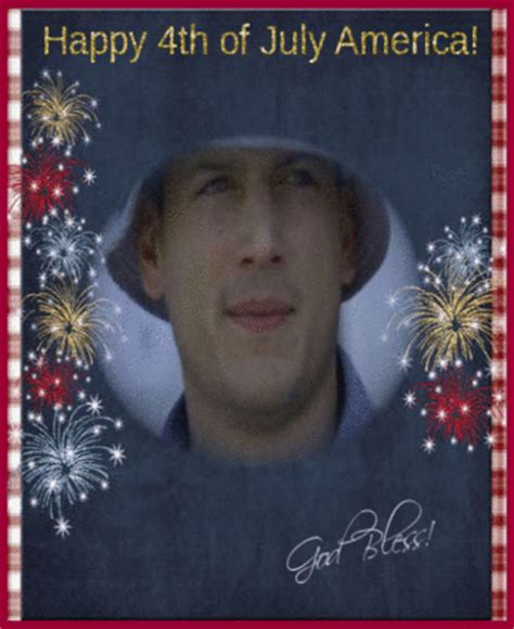 The American By Roger Robicheau Wentworth Miller With Wentworth Miller Happy 4th Of July America