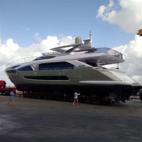 yacht yearly cost permare launches amer 110 yacht yacht harbour