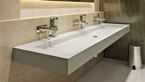 commercial trough sinks for bathrooms commercial bathroom trough style sink