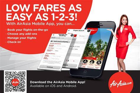 airasia app airasia mobile app