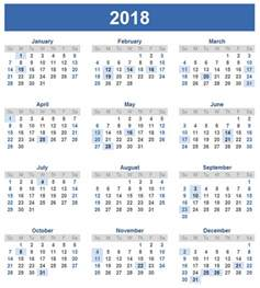 Calendar 2018 Year New Year Calendar Calendar For New Year New Year