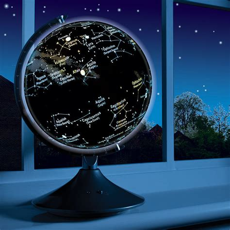 light up world globe 2 in 1 light up earth constellations globe buy from