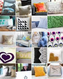 Cool Pillows To Make by 20 Creative Ways To Make Your Own Pillows Brit Co
