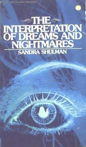 best books on interpretation dreams by shulman