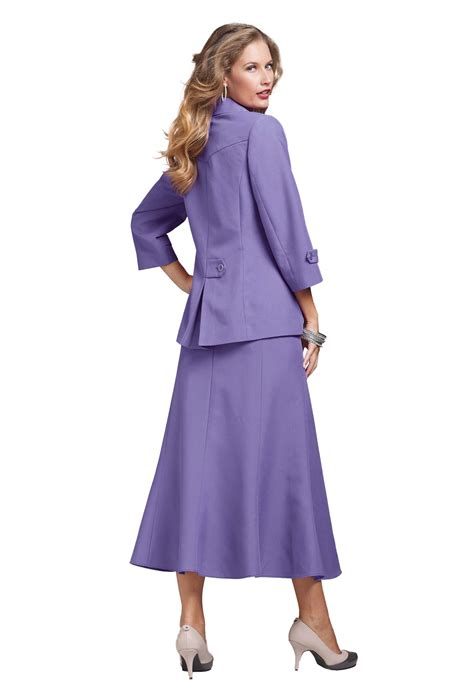 skirt suits for church 2018 wardrobelooks