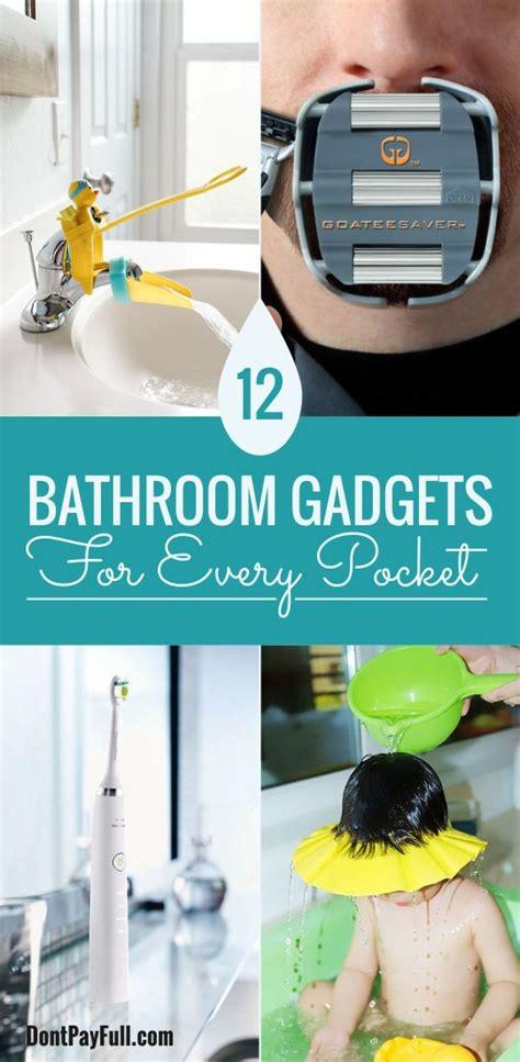 cool bathroom gadgets 12 cool bathroom gadgets for every pocket blog gadgets