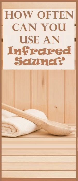 How Often Should You Take A Detox Bath by Best 25 Infrared Sauna Benefits Ideas On