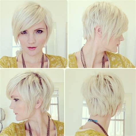 360 view of pixie haircuts with long bangs pixie haircut with long bangs popular haircuts