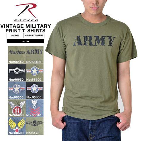 select shop wip rothco rothco vintage print t shirt mens