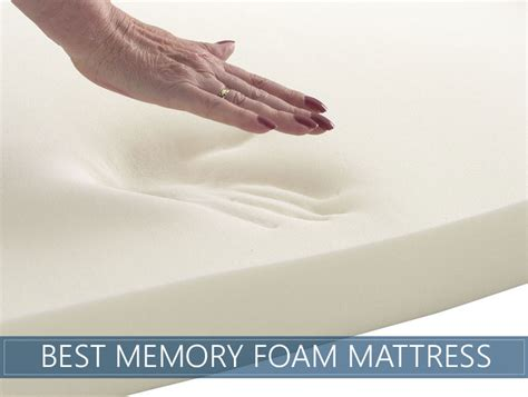 Which Is Best Mattress Foam Or - 9 best memory foam mattresses in 2018 our reviews ratings