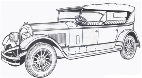 antique car and the unique design coloring pages for boys classic car coloring pages printable printable coloring page