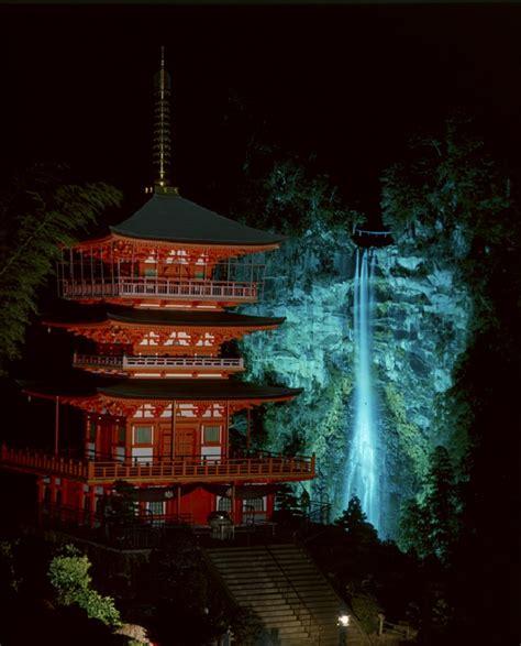 Air 2 Di Jepang pesona air terjun tertinggi di jepang nachi tempat