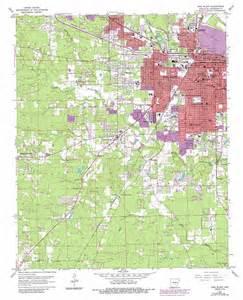 pine bluff topographic map ar usgs topo 34092b1