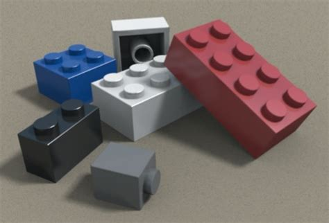tutorial lego blender making photo realistic lego bricks in blender blendernation