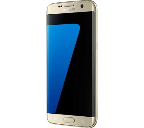 Samsung S7 Edge Gold buy samsung galaxy s7 edge gold free delivery currys