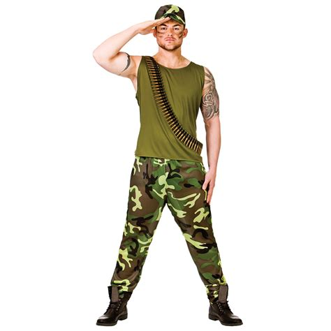 party themes adults dress up adults mens army soldier guy military forces fancy dress