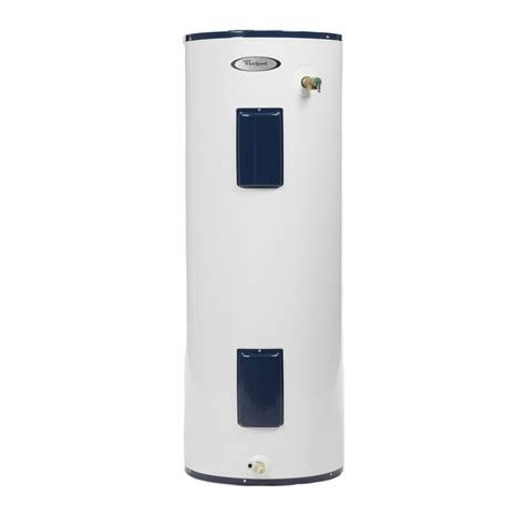 Small Water Heaters At Lowe S Shop Whirlpool 66 Gallons 6 Year Electric Water