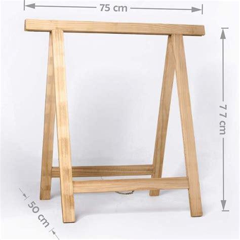 comprar mesa de escritorio kit 2 cavalete madeira mesa escrit 243 75 x 80 decora 231 227 o