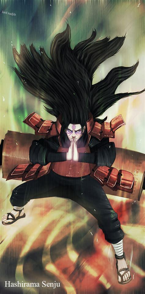 Jaket Cool Anime Hashirama hashirama senju by lord nadjib on deviantart