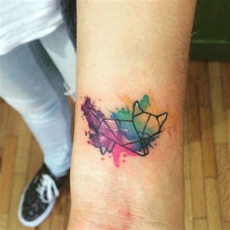 tatuajes acuarelas