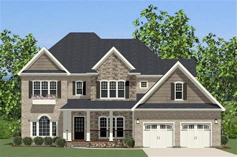 colonial home plans house plan 189 1013 5 bdrm 3 263 sq ft colonial home theplancollection