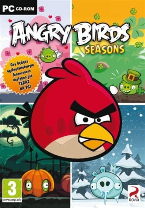 The Angry Birds Petualangan Keren Rovio angry birds seasons pc rovio gry i programy sklep empik