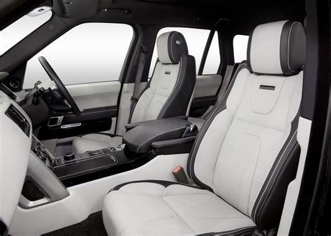 white land rover interior overfinch announces 2014 range rover kit performancedrive