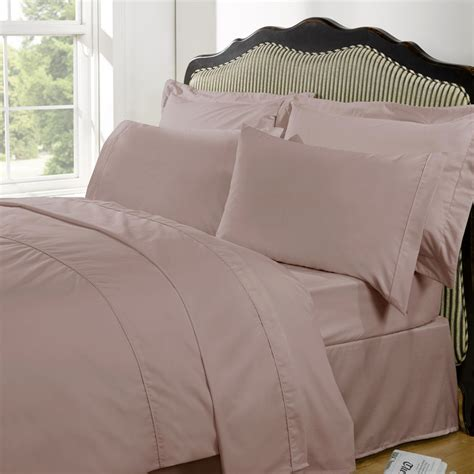 plain pink comforter highams 100 egyptian cotton plain dyed duvet cover and