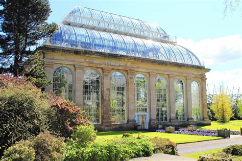 Garden Edinburgh Edinburgh Botanic Garden Is Blossoming Orlando Sentinel