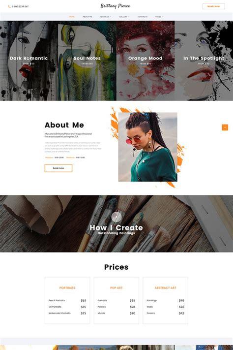 Html5 Artist 31 best html5 templates images on website