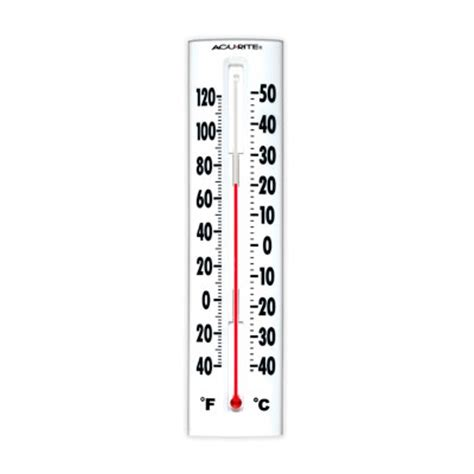 Termometer Ac classroom thermometer