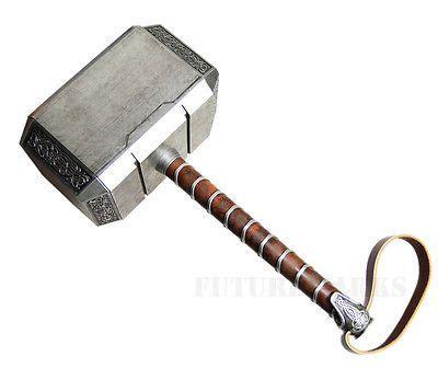 movie quality thor hammer thors marvel heroes the avengers thor mjolnir hammer 1 1