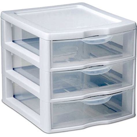 Walmart Storage Containers Drawers by The College Buzz Room Necessities