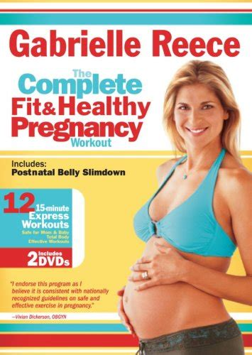 Fit And Healthy Prenatal Workout Oleh Gabrielle Reece gabrielle reece biography facts and awards