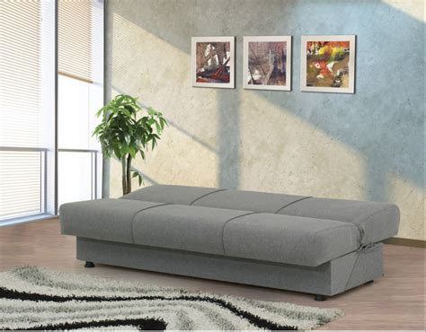 divano letto con cassettone offerta divano letto quot easy quot con cassettone 3 posti