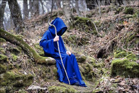 Bw Blue Wizards the blue wizard ii by wildjupiter on deviantart